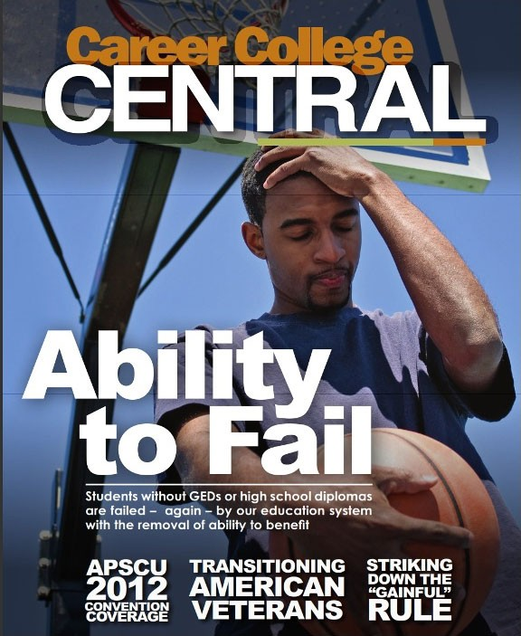 Career College Central Magazine- Collective Catastrophe
